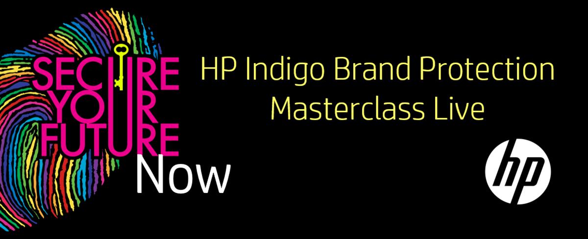 HP Indigo Brand Protection Masterclass Live